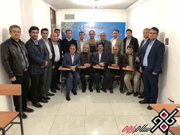 تشکلی مردم نهاد برای اهالی شهرستان پاوه، ساکن کرمانشاه تشکیل شد/ عکس