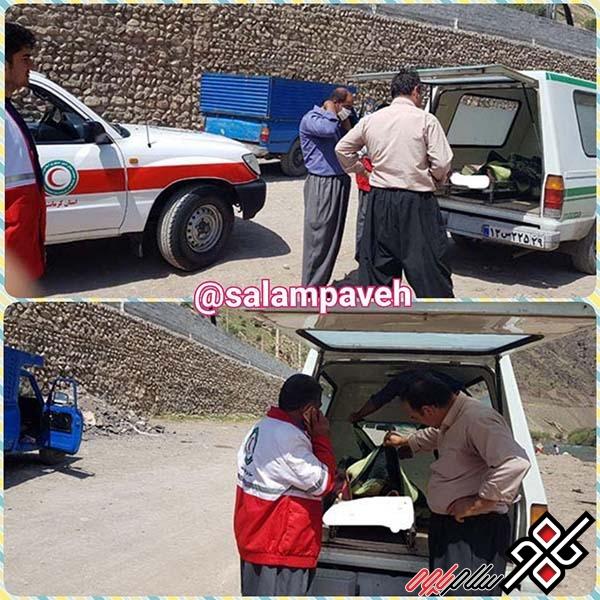 جسد جوانی ۱۸ ساله در رودخانه سیروان پاوه پیدا شد/ هویت این جسد مشخص شد/ عکس