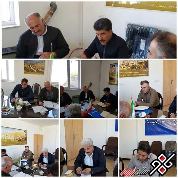 گزارش تکمیلی از نشست اعضای شورای شهر پاوه با اصحاب رسانه