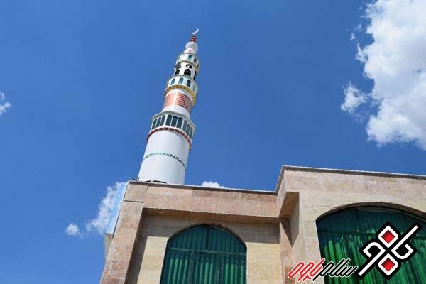 افتتاح دو مسجد درشهرستان زلزله زده سرپل ذهاب و ثلاث باباجانی /گزارش تصویری