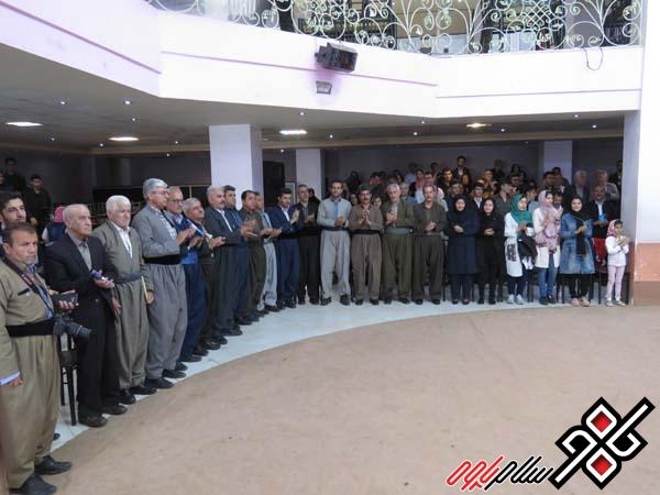 جشن سپاس از معلمان و فرهنگیان شهرستان پاوه برگزار شد/گزارش تصویری