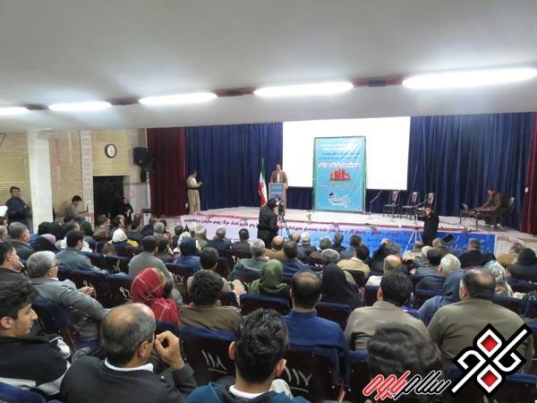 عصری با غزل هورامی در پاوه برگزار شد/گزارش تصویری