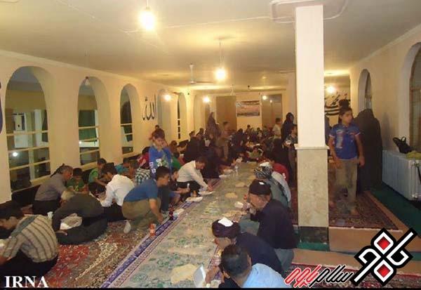 آداب و رسوم مردم جوانرود در ماه مبارک رمضان